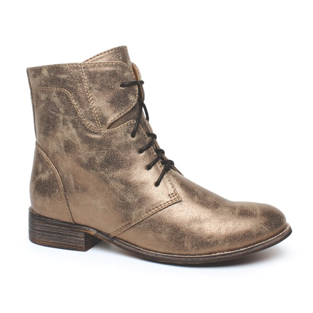 Audra Boot gold $69-99, January 2013