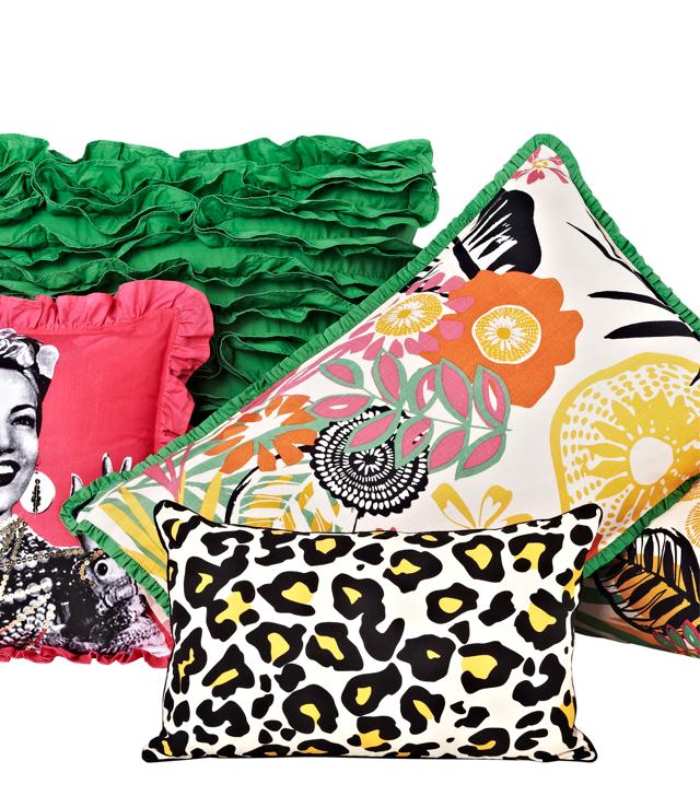 Linen House Brasilia Duvet Cover Set Queen $39.99-$169.99