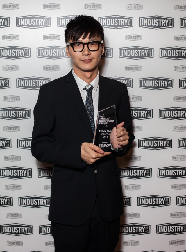 Jason Chong Li Editorial Stylist of the Year