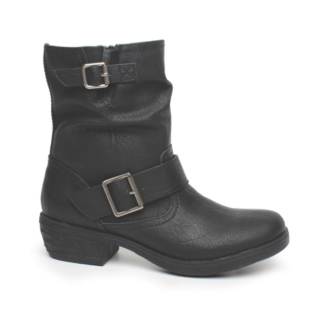 Nicaboca Boot black $59-99, March 2013