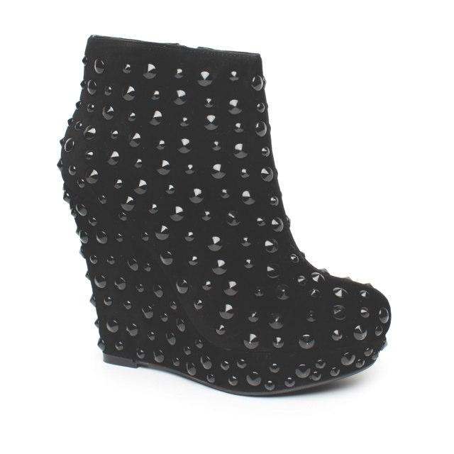 Penelope Boot black $69-99, January 2013