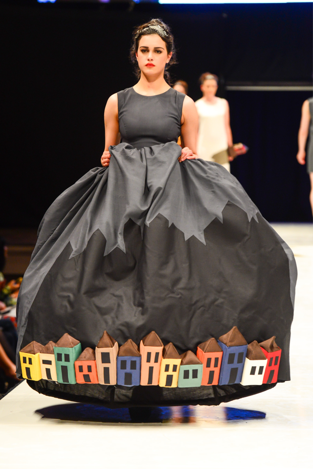 Id International Emerging Designer Awards Show 2014